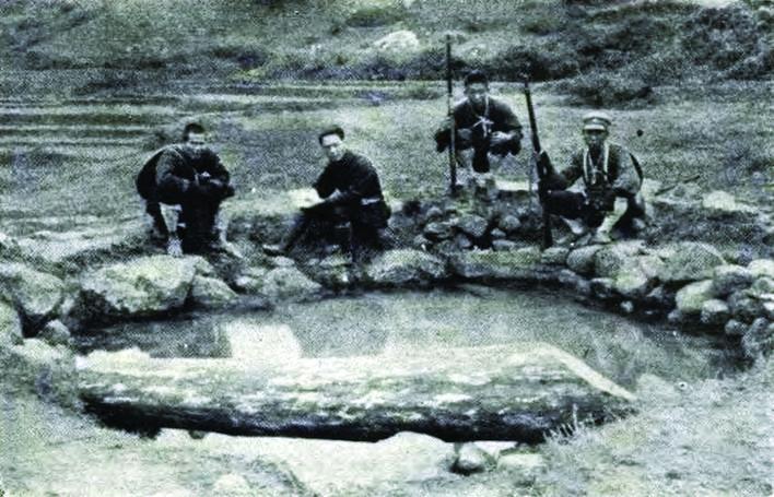 黄金泉里有真金 养生水中可生财